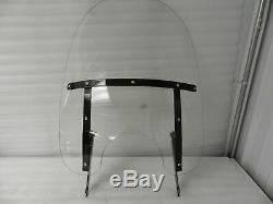OEM 2000 et Plus Récentes Harley Softail Windshield Neuf Retirer