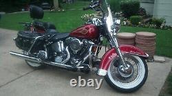 Original Harley Héritage Softail Classique Réservoir Et FENDER Set 84 99