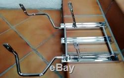 Porte Bagages Large Harley Davidson Softail