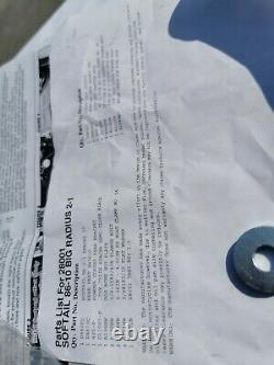 Pot D'Échappement Exhaust Échappement Harley-Davidson Vance&hines V&h Softail