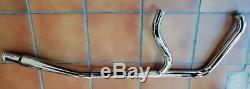 Pot D'échappement Paughco Old Style Pour Harley Davidson Softail