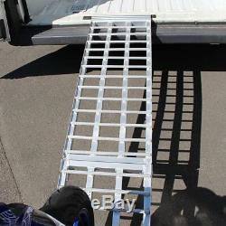 Rampe de Chargement CSX pour Harley Davidson Softail Breakout (FXSB), Aluminium