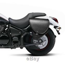 Sacoche Cavalière IL 10l pour Harley Davidson Softail Standard/ Street Bob