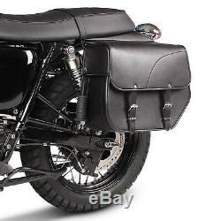 Sacoche Cavalière Kentucky pour Harley Davidson Heritage Softail Special 93-96