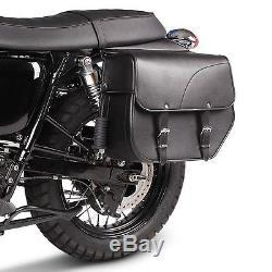 Sacoche Cavalière Kentucky pour Harley Davidson Softail Breakout (FXSB) n