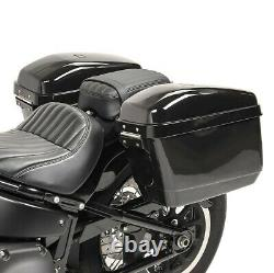 Sacoches laterales pour Harley Davidson Softail Low Rider / S NVK