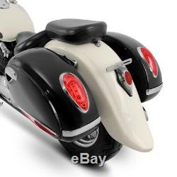 Sacoches rigides Alabama 33l pour Harley Davidson Heritage Softail Classic