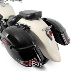 Sacoches rigides Delaware 33l pour Harley Davidson Softail Breakout/ Deluxe