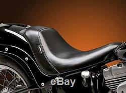 Selle Solo Harley Softail Deuce 2000-2007 Le Pera Bare Bones