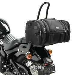 Set Cric Lève + Sacoche de selle pour Harley Davidson Softail Fat Bob/ 114 SM16