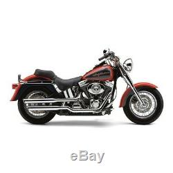 Silencieux Cobra 3 Harley Davidson Softail Fxs Blackline 2011-2013