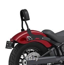 Sissy Bar CL pour Harley-Davidson Softail 2018- noir