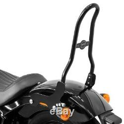 Sissy Bar CSM pour Harley-Davidson Softail 2018- noir
