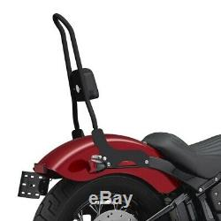 Sissy Bar CSXL pour Harley-Davidson Softail Low Rider 18-20 noir