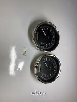 Speedo, 5 Inch, Calibrated KPH Road King/ Softail / Fat Boy/ Dyna