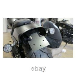 Support Plaque D'Immatriculation Harley Davidson Bobber 18-21 Softail Fxfb / S