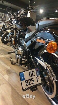 Support de plaque latéral Harley-Davidson Softail FXBR Breakout / 2018-2019