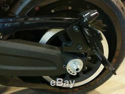 Support de plaque latéral Harley-Davidson Softail FXDR 114 / 2018 a 2019