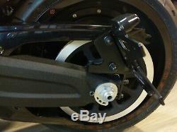 Support de plaque latéral Harley-Davidson Softail FXDR 114 / 2019