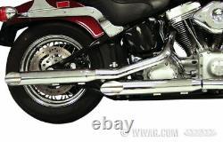 Terminaux Pot D'Échappement Silencieux Harley Davidson Softail Norme Heritage